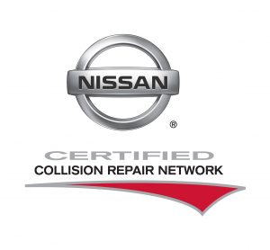 Nissan Certified Collision Repair Network Program